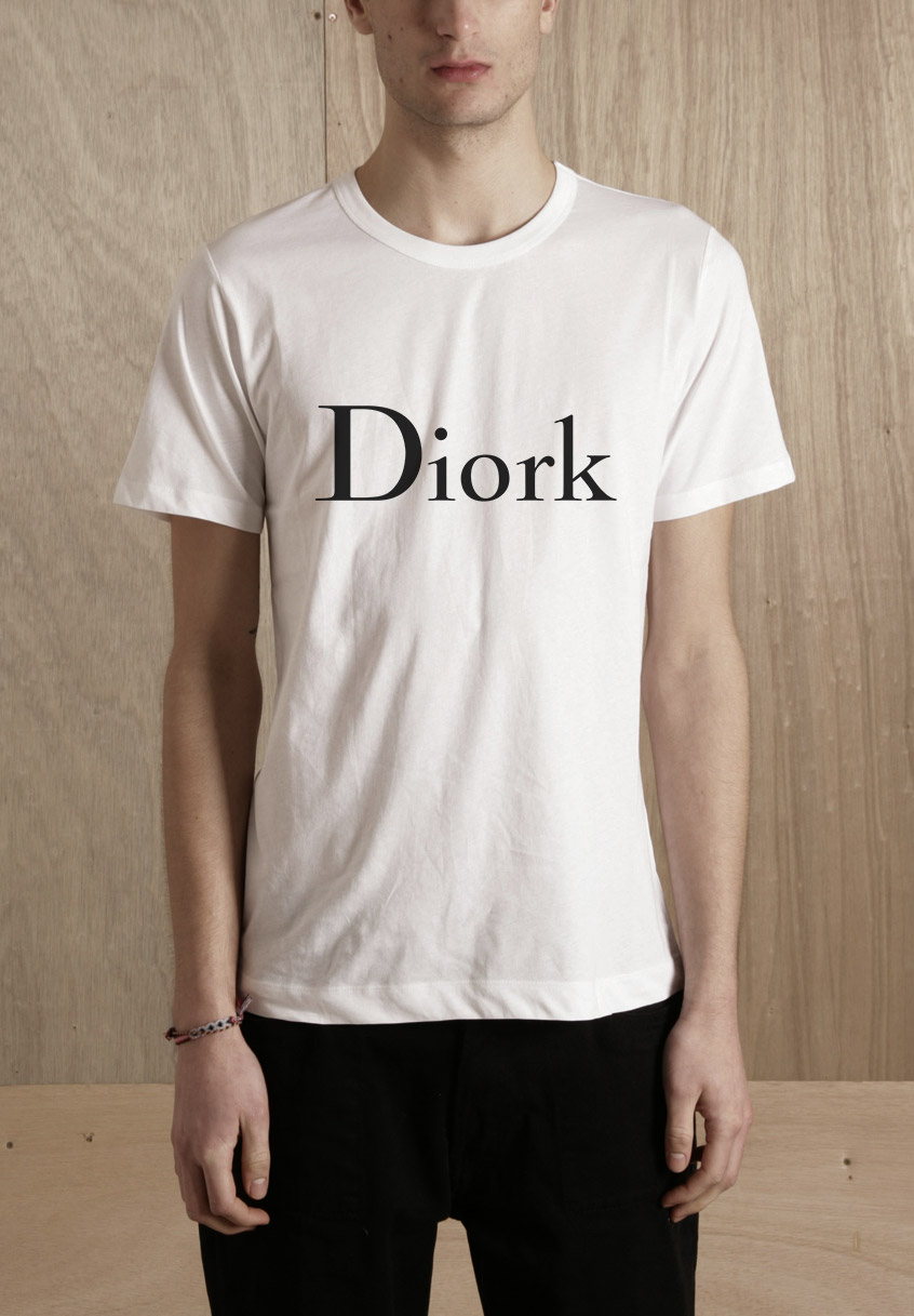 A Dior t-shirt we'd actually wear – Dior for nerds by Studio ROKIT